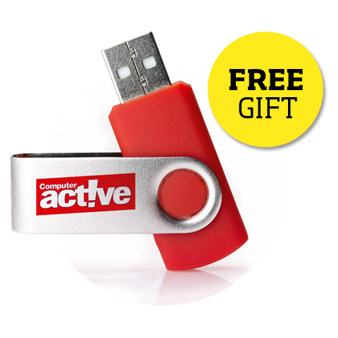 Computeractive Free Gift USB