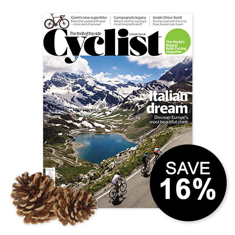 Cyclist gift subscription