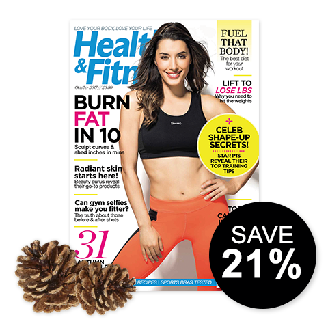 health & Fitness cover