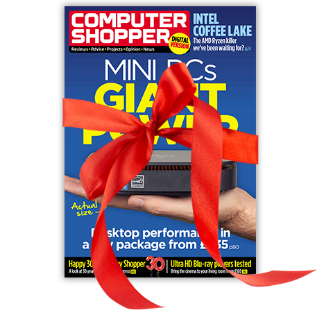 Computer Shopper gift subscription