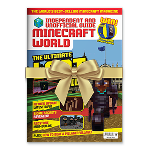 Minecraft World Early Bird 2020 Cover