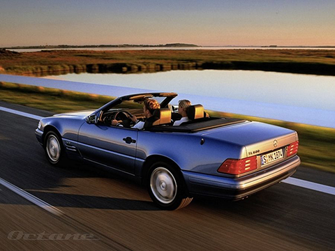 Mercedes-Benz SL buying guide