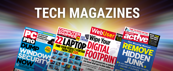 Technology Magazine Offers