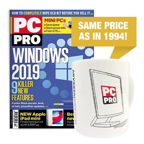 PC Pro 25th anniversary - save 56%