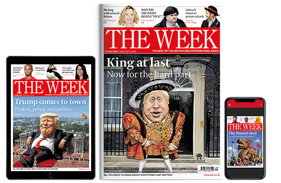 The Week Magazine Subscription