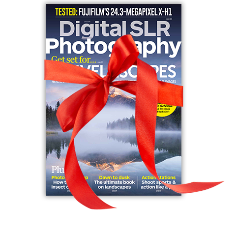 Digital SLR Photography gift subscription