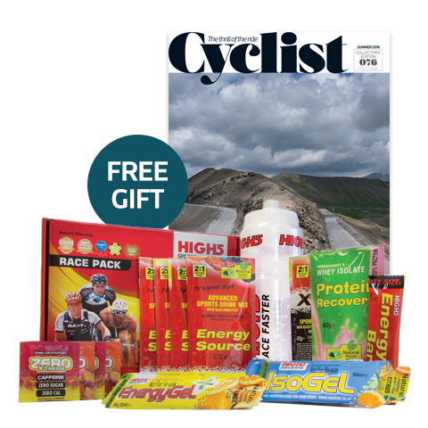 Cyclist and High5 Special Offer