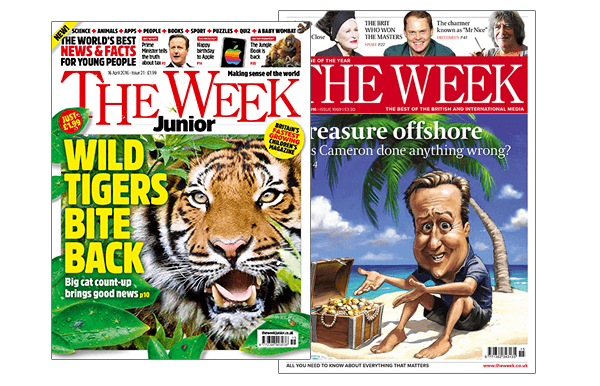 The Week Junior and The Week