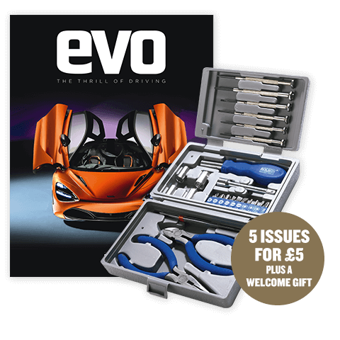 Subscribe to evo Magazine