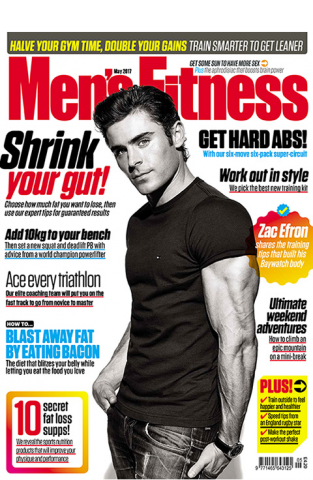 Men's Fitness cover image