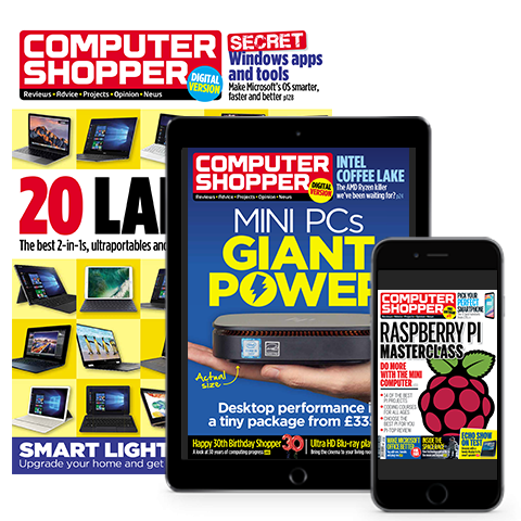 Computer Shopper Magazine