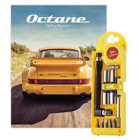 Octane Cover & Screwdriver Set