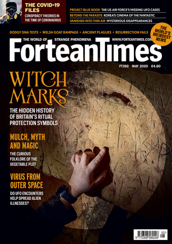 Fortean Times cover