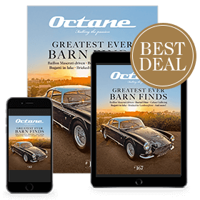 Octane print and digital subscription