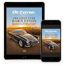 Octane overseas digital access