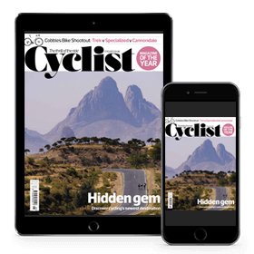 Cyclist overseas digital subscription