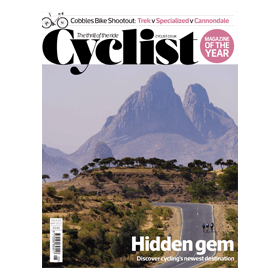 Print subscription Cyclist