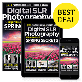 Digital SLR Photography overseas print + digital subscription