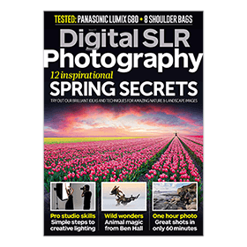 Digital SLR Photography overseas print subscription