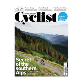 cyclist cover