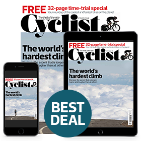 print and digital subscription offers Cyclist