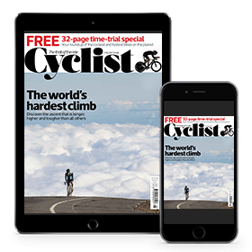 Digital subscription offers Cyclist