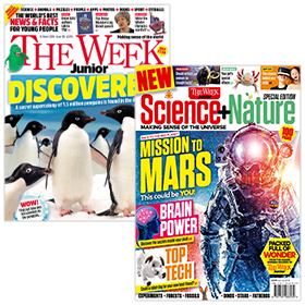 The Week Junior and Science + Nature