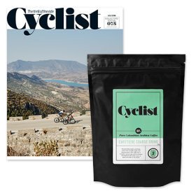 Cyclist Cafetiere coarse grind Coffee