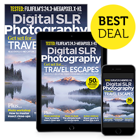 Digital SLR Photography print + digital subscription