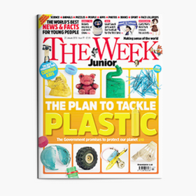 The Week Junior cover image
