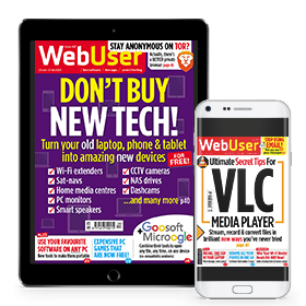 Web User Magazine - Digital