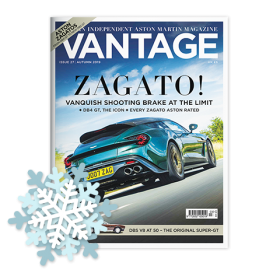 Vantage Early Bird Cover