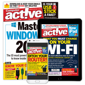 Computeractive Print and Digital Magazine