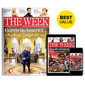 The Week Print & Digital Subscription - September 20