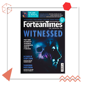 Fortean Times Jan Sale Cover