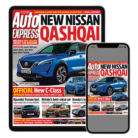 Auto Express Digital Only Cover