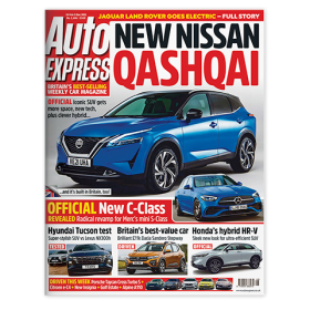 Auto Express Print Only Cover