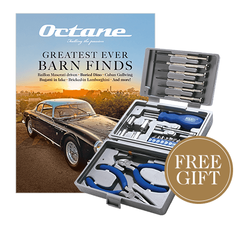 Octane subscription offer