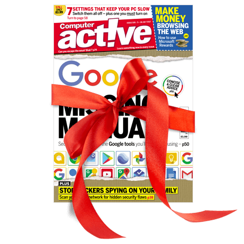 Computeractive gift subscription