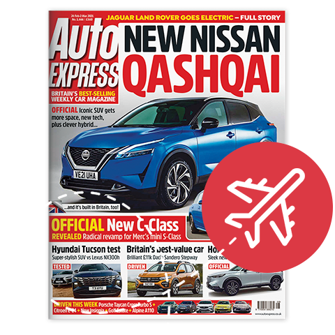 Auto Express Overseas subscription