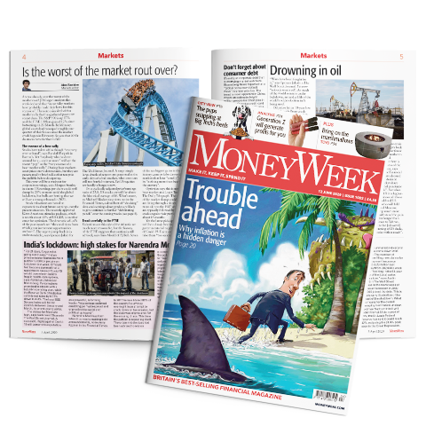 MoneyWeek cover