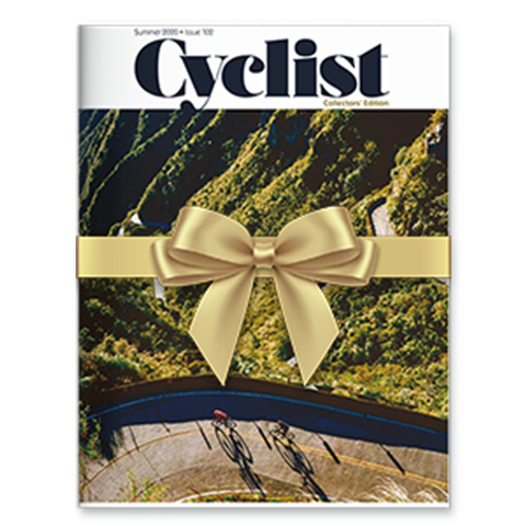 Cyclist Christmas Gift Subscriptions