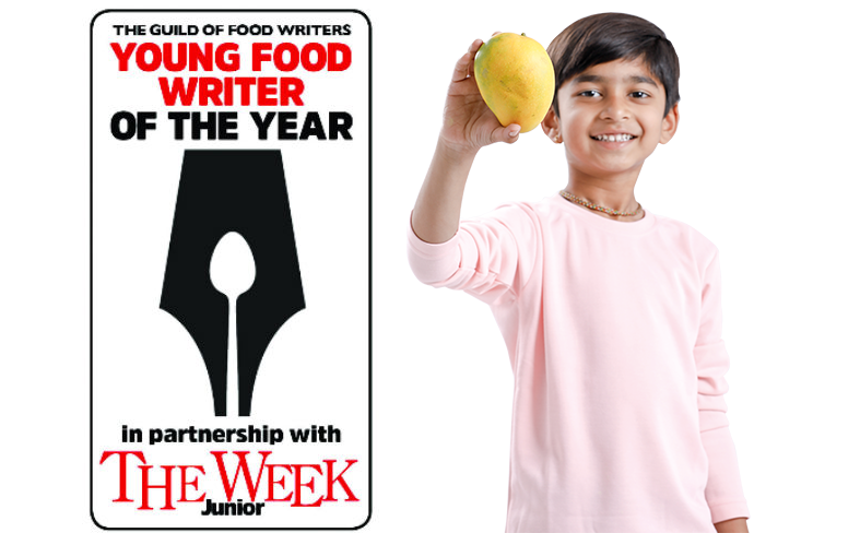 Young Food Writer logo
