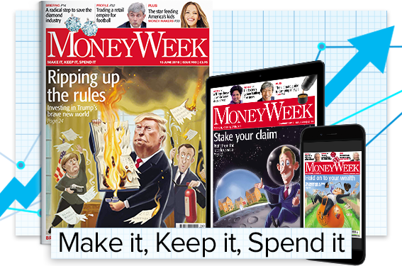 Subscribe to MoneyWeek