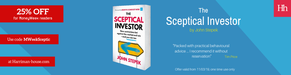 MoneyWeek The Sceptical Investor