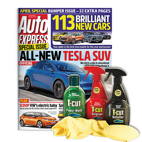Auto Express Father's Day Offer