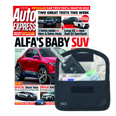 Auto Express Uk's Biggest Weekly mag