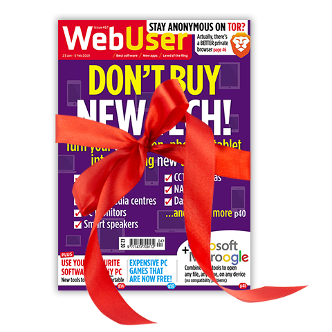 Web User Gift Subscription