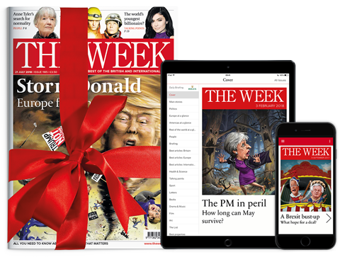The Week Magazine Give A Gift Subscription