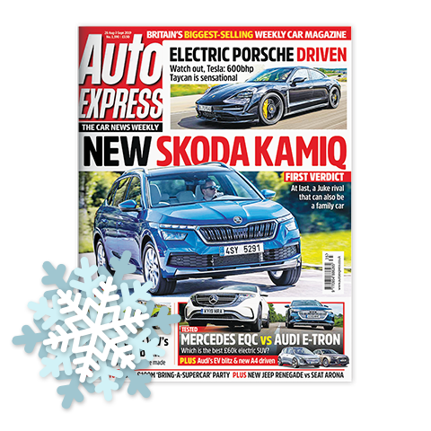 Auto Express Christmas Offer